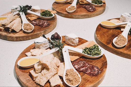 Local Tasting Platter for 2 GLAMPING GUESTS ONLY