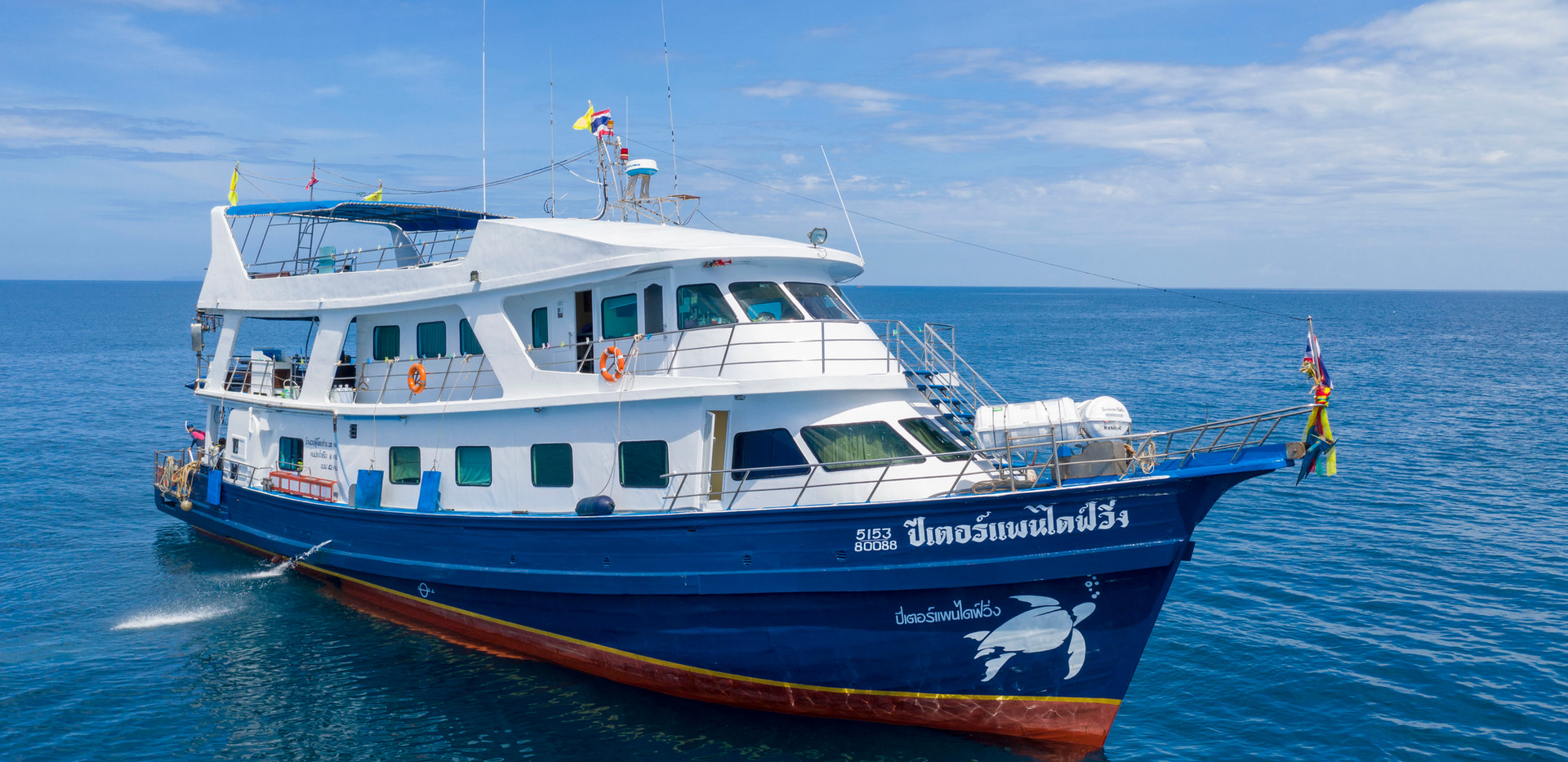 MV Peterpan Similan Diving Liveabord