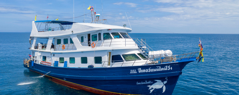 MV Peterpan Similan Diving Liveabord