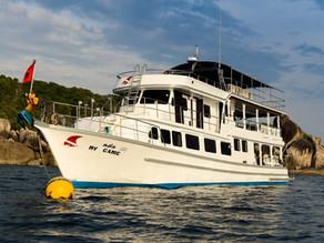 MV Camic (Lipe 3 days 4 nights liveaboard 11 dives)