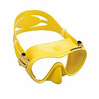 หน้ากากดำน้ำ F1 Frameless Colorama Dive Mask