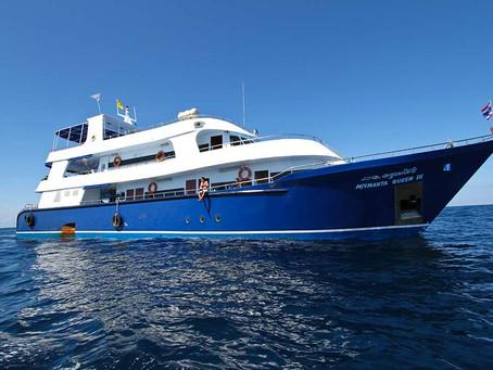 MV Manta Queen 3 (South Andaman 4 days 4 nights liveaboard 15 dives)