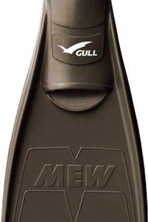 ฟินดำน้ำ Gull Mew Fin (2019-2020's new collection)