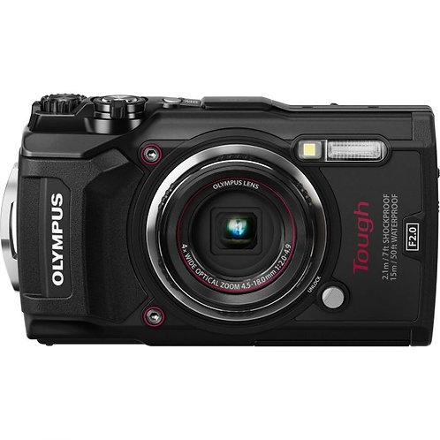 กล้องถ่ายรูปดิจิตอลใต้น้ำ Olympus Stylus TG-5 Tough