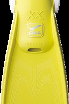 ตีนกบดำน้ำ Gull Super Mew XX- Open heel (2019-2020's new collection)