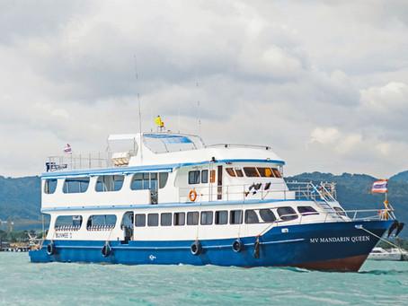 MV Mandarin Queen (Phuket day trips)