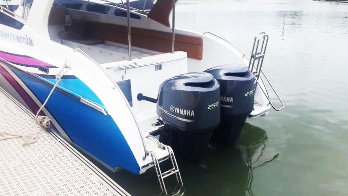 Ake Andaman Speed Boat