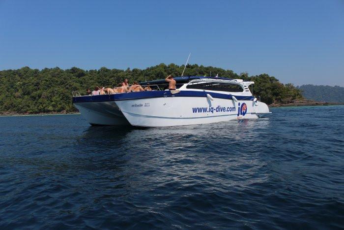 Charonia - Catamaran
