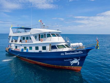 MV Peterpan ( Similan 4 days 5 nights liveaboard 15 dives)