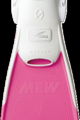 ตีนกบดำน้ำ Gull Mew Cypher- Open heel (2019-2020's new collection)