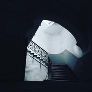 stairwell, tbilisi 2020
