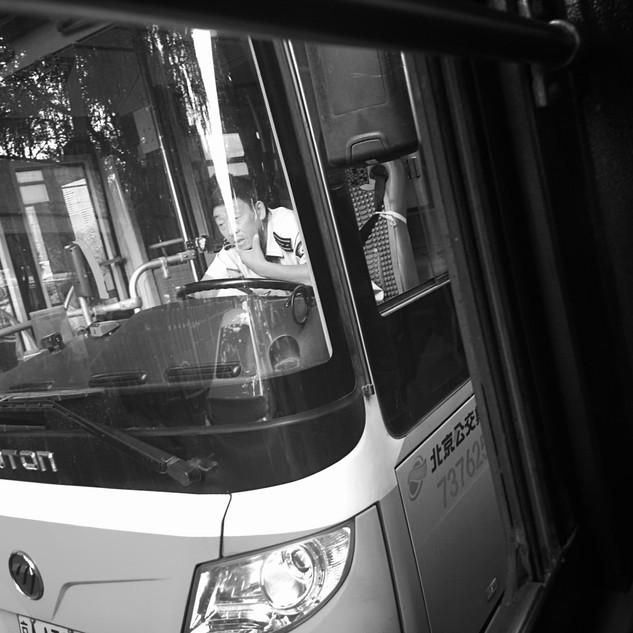 beijing bus driver