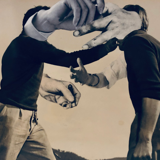 hand to hand combat