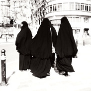 four ladies, istanbul, 2020