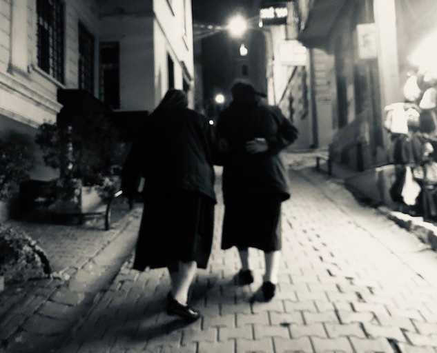 the two nuns istanbul 2020