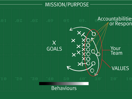 Vision, Mission, Values and Goals