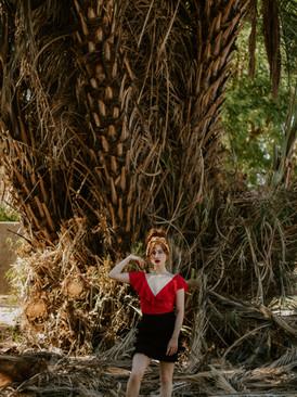 Photographer: Victoria Dewees Model: Kayla Dewees