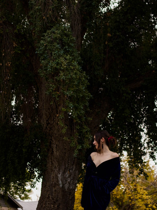 Photographer: Kayla Dewees  Model: Carly Doyle