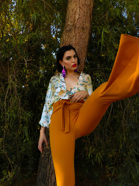 Photographer: Kayla Dewees Model: Brielle Bishop MUA: Vade Mecum