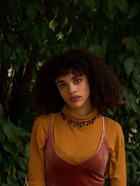 Photographer: Kayla Dewees  Model: Halla Nelson