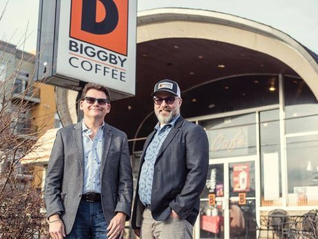 Episode 10: BIGGBY COFFEE