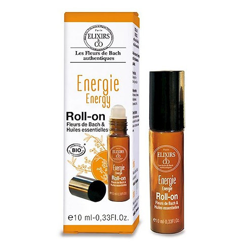 Bach Roll-on Energie BIO