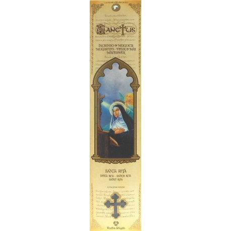 encens des Saints en Bâtonnet SAINTE RITA