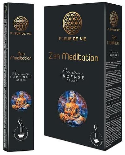 Encens Fleur de Vie Zen Méditation