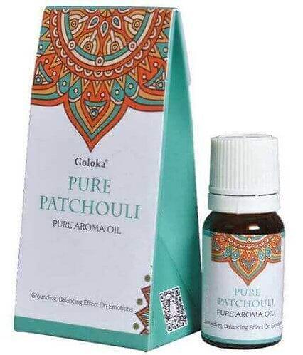 HUILE PARFUMÉE GOLOKA PATCHOULI 10 ml