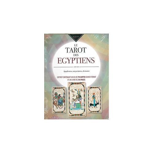 coffret divinatoire Le tarot des Egyptiens