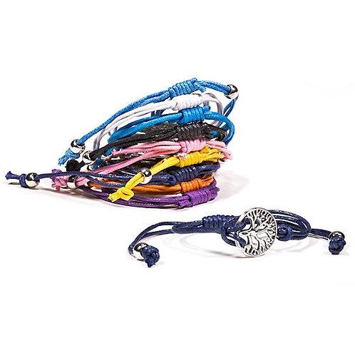 Bracelets arbre de la vie  de couleur différentes
