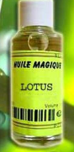 Huile magique LOTUS Grande protection