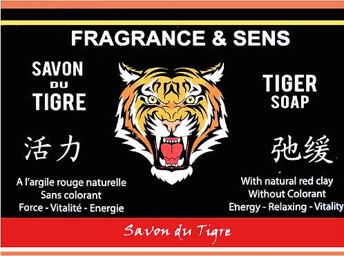 Savon fragrances & sens savon du tigre 100g