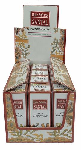 Huile parfumée SANTAL