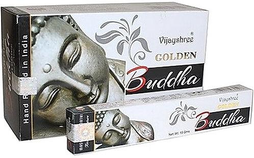 Encens Golden Nag Bouddha 15g