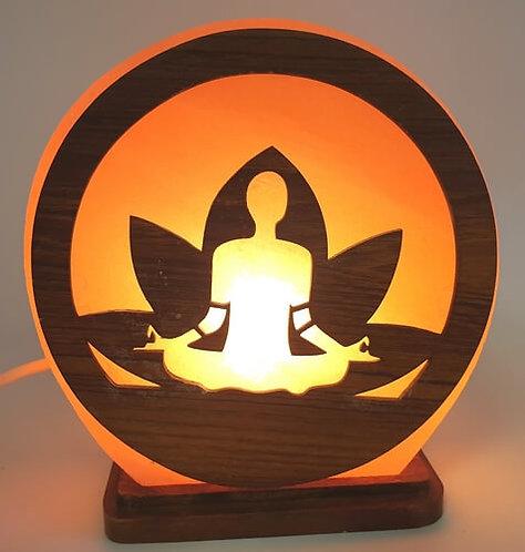 Lampe de Sel Méditation