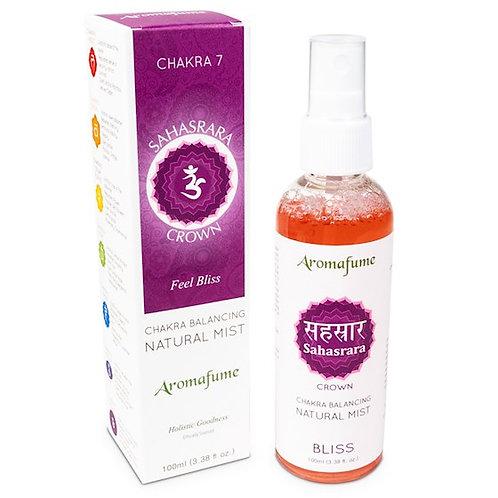 Désodorisant Spray Sahasrara 7ème chakra