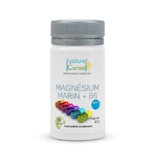 Le Magnésium et B6