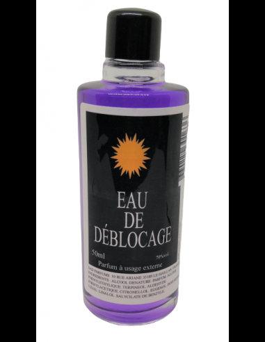 EAU DE DEBLOCAGE