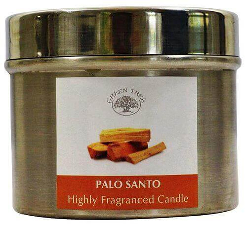 Bougie Green Tree Palo Santo