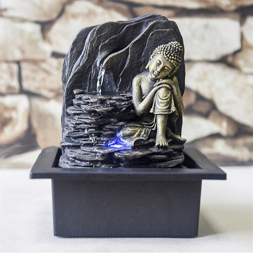 Fontaine Bouddha Saoun