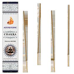Encens Ayurvedic Chakras