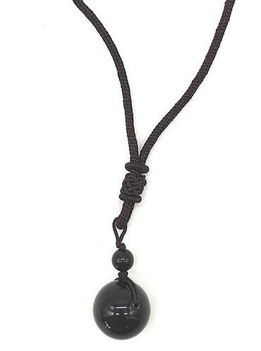 Collier Obsidienne Arc-en-ciel extra