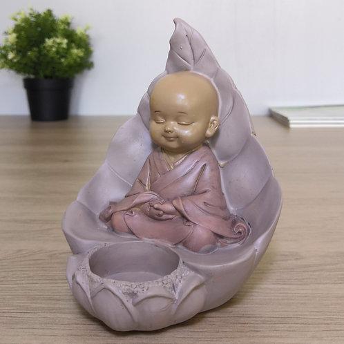 Statuette Bouddha Bougeoir