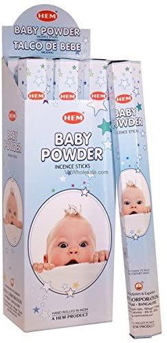 Encens HEM Baby Powder