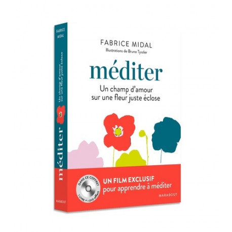 Coffret Méditer+ DVD