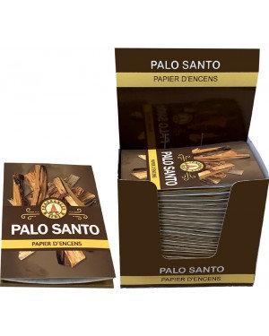 Papier d'encens Palo Santo