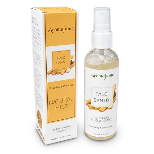 Spray smudge naturel au Palo Santo Aromafume