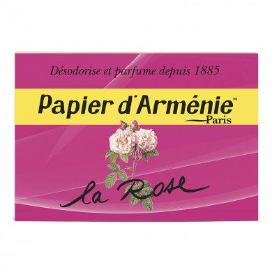 """Papier ARMENIE """"LA ROSE"""""""