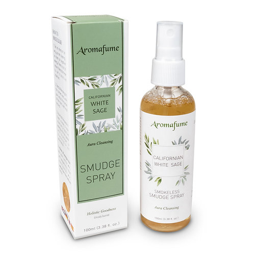 Spray smudge naturel Sauge Blanche Aromafume